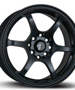 Avid 1 wheels AV-02 Matte Black