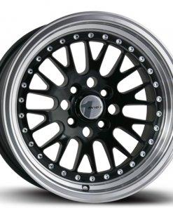 Avid 1 wheels AV-12 Black Polished Lip