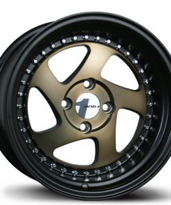 Avid 1 wheels AV-19 Bronze Black Lip