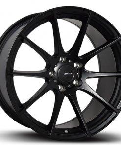Avid 1 wheels AV-21 Matte Black