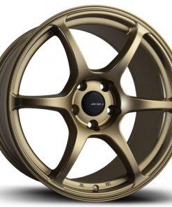 Avid 1 wheels AV-26 Matte Gold
