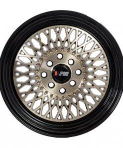 F1R wheels F01 Bronze Black Lip