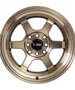 F1R wheels F05 Machined Bronze
