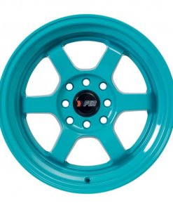 F1R wheels F05 Teal