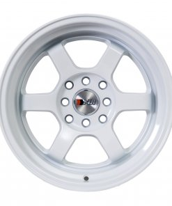 F1R wheels F05 White