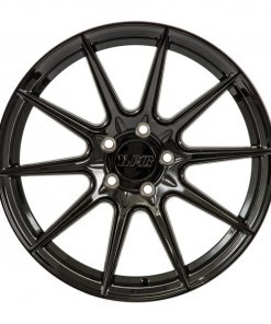 F1R wheels F101 Gloss Black