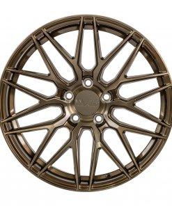 F1R wheels F103 Brushed Bronze