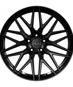 F1R wheels F103 Gloss Black