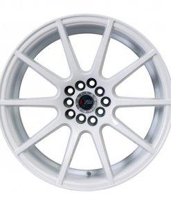 F1R wheels F17 White