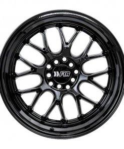 F1R wheels F21 Gloss Black