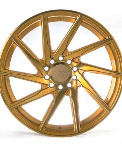 F1R wheels F29 Machined Gold