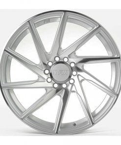 F1R wheels F29 Machined Silver