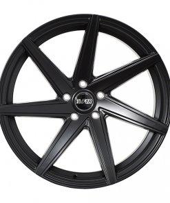 F1R wheels F35 Satin Black