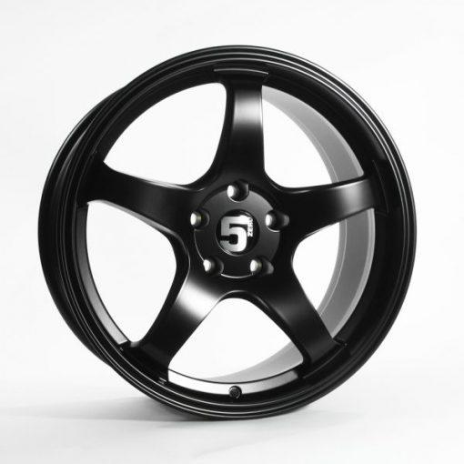5zero wheels Z17 Matte Black