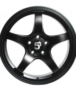 5zero wheels Z18 Matte Black