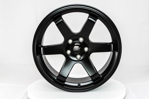 MST wheels MT01 Matte Black