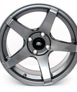 MST wheels MT09 Gun Metal