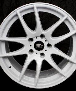 MST wheels MT30 Gloss White