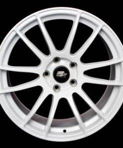 MST wheels MT33 Gloss White