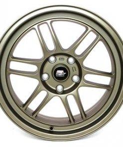 MST wheels Suzuka Matte Bronze