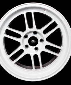 MST wheels Suzuka Alpine White