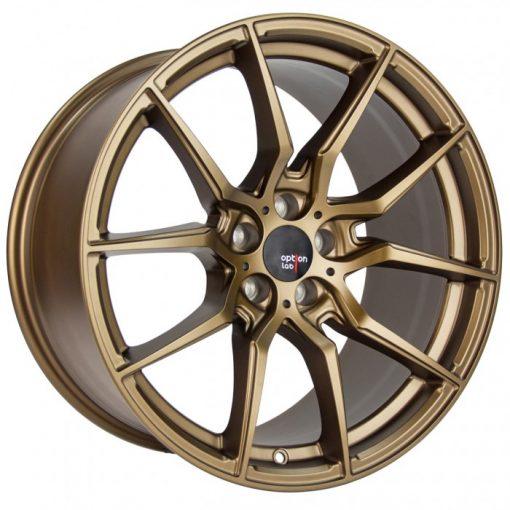 Options Lab wheels R716 Formula Bronze
