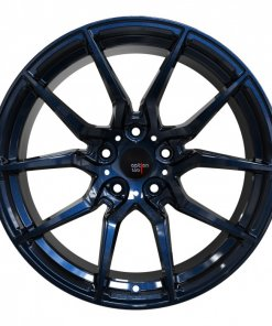 Options Lab wheels R716 Midnight Blue