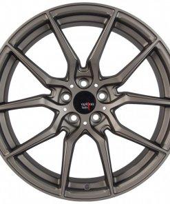 Options Lab wheels R716 Noble Grey