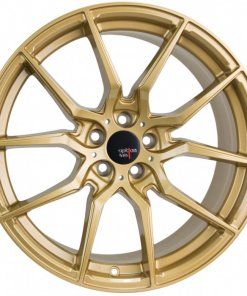 Options Lab wheels R716 Top Secret Gold