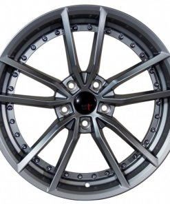 Options Lab wheels S409 Matte Gunmetal