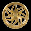Regen5 wheels R31 Brushed Gold