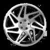 Regen5 wheels R31 Black Machined