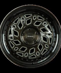 Regen5 wheels R32 Smoked Carbon Black Lip