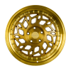 Regen5 wheels R32 Brushed Gold