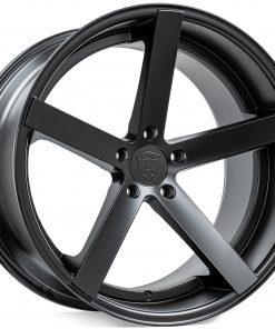Rohana wheels RC22 Matte Black