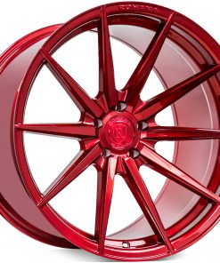 Rohana wheels RF1 Gloss Red