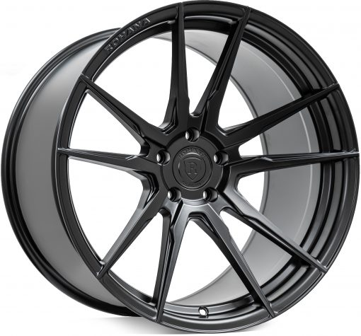 Rohana wheels RF2 Matte Black