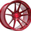 Rohana wheels RF2 Gloss Red