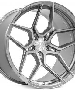 Rohana wheels RFX11 Brushed Titanium
