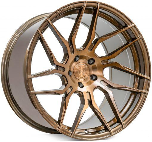 Rohana wheels RFX7 Brushed Bronze