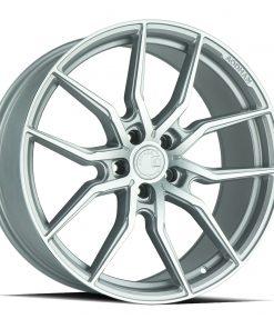 AFF1 AFF1 20X9 5X120 Silver Machined