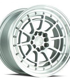 AH04 AH04 17X9 5X100/114.3 Silver Machined