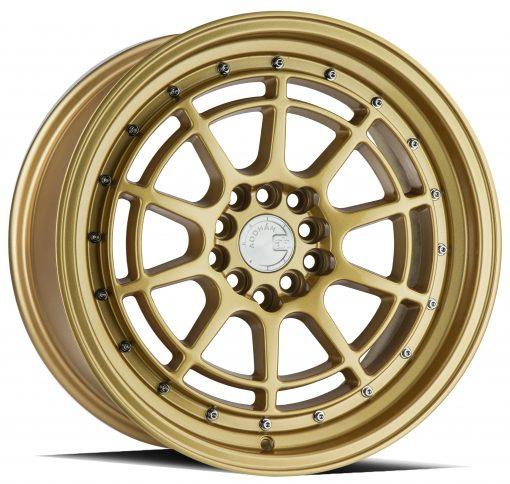 AH04 AH04 17X9 5X100/114.3 Gold