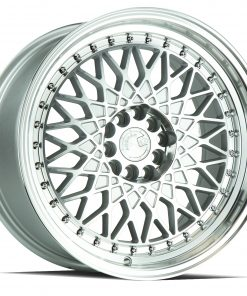 AH05 AH05 16X8 4X100/114.3 Silver Machined
