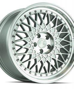 AH05 AH05 18X8.5 5X114.3 Silver Machined