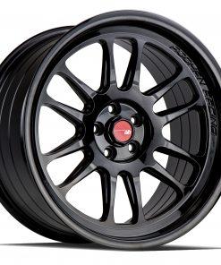 AH07 AH07 18X8.5 5X114.3 Gloss Black