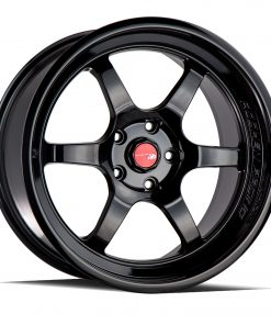 AH08 AH08 18X8.5 5X114.3 Gloss Black