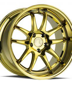 DS02 DS02 18X10.5 5X114.3 Gold Vacuum