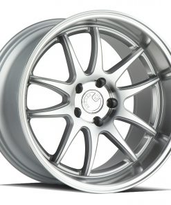 DS02 DS02 18X10.5 5X114.3 Silver Machined