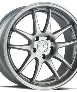 DS02 DS02 18X8.5 5X114.3 Silver Machined